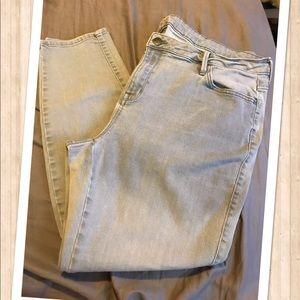 a.n.a. Size 18W jeggings